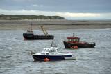 Dovey Estuary Fishing Boats