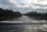 River Taff at Blackweir Bridge