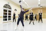 Håndball møter ballett