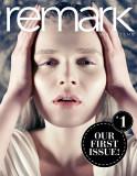 S. Novikova featured in Remark Magazine - Issue 1