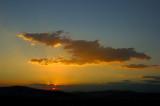 Athenian Sunset