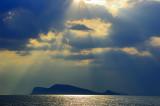 While at sea...