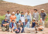 2013 Summer Archaeology Fieldschool participants