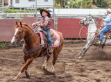 Team roping -- the agony of defeat