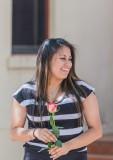 undergraduate Xenia Lopez