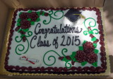 Congratulations to all the graduates