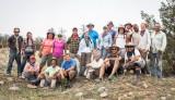 The whole field school crew #1
