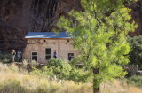 Dripping Springs in Organ Mountains N.M. - students photographing historic ruins