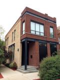 NW corner of Leavitt St & Homer (Morgante Wilson Architects)