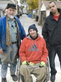 Bob, Andrew and Vernon