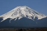 Mt. Fuji and Lakes