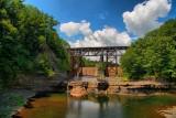 Railroad Bridges in HDRAugust 4, 2013