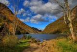 Lower Cascade Lake - HDRSeptember 25, 2013