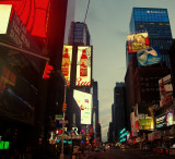 Light and Colour in the Big Apple