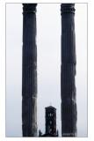Colonne del tempio e Basilica di S_F_Romana