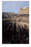 Colosseo:  l'arena