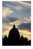 Le cupole di San Pietro