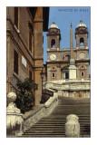 Piazza di Spagna come l'amava Stendhal