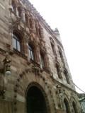 México City Post office Palace