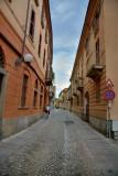 Straat in Asti