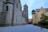 Kerk en kasteel