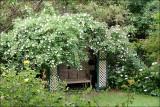 Lamarque over summerhouse