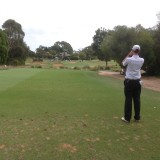 Kooyonga Golf Club 14th hole Par 3