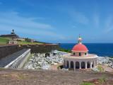 San Juan Cemetery and El Morro Lighthouse