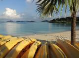 Morning kayaks