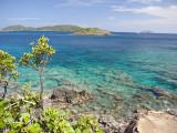 Hawksnest Bay overlook