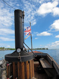 Steaming on the African Queen