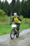 Der Führende wird von einem Mountain-Bike begleitet!