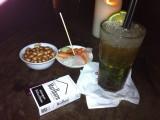 Champagne mojito at El Gaucho Soi 19