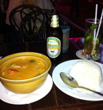 Tom Yam at The Old Duch  - Soi Cowboy