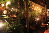 Lao Lao Gardens. Just across the street from my guesthouse. Decent mojitos - a rare thing in LP
