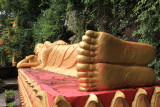 Reclining Buddha on Phou Si
