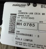 Moving on from Bangkok to Langkawi Malaysia. (via KL)