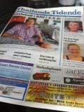 Norwegian language newspaper - in Thailand!