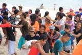Fun at Kep Beach