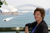 Denise at the Bridge