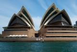 Opera House, End On