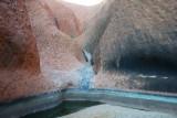 Pool at Uluru