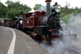 Puffing Billy Locomotive