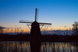 Windmill by Sunrise