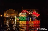 DBYC Lighted Boat Parade  89 -- 2015 Town of Discovery Bay Calendar Winner