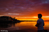 Sunset Fishing  5