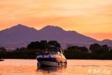 Anchored at Sunset  1