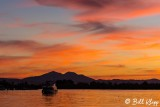 Anchored at Sunset  2