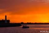 Discovery Bay Lighthouse Sunset  6