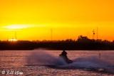 Waverunner at Sunset  2